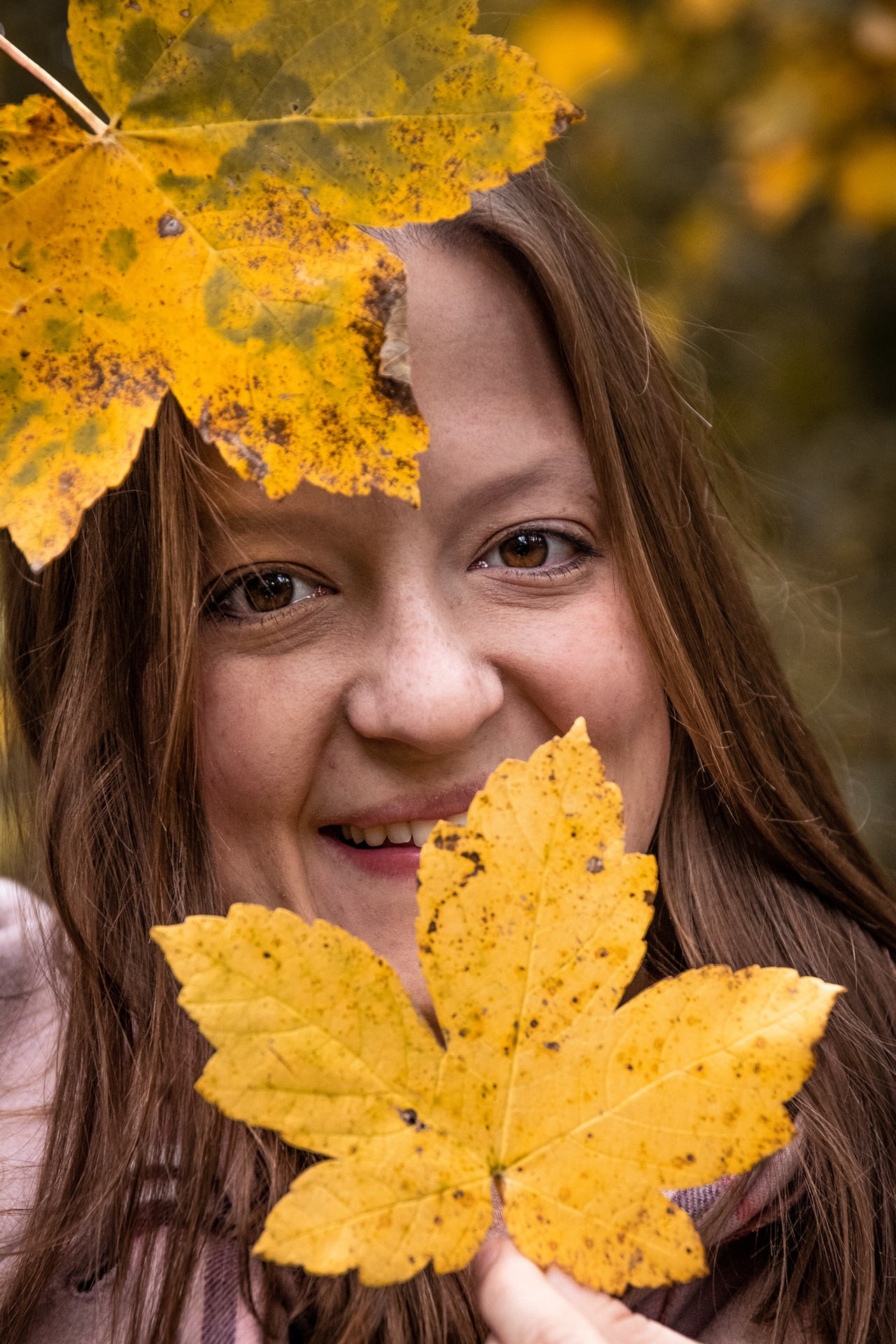 Herbstfotos Herbstshooting