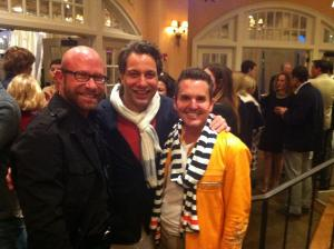 Beau,Tom and Dann