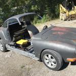 Na Chassis Swap 73 Vw Beetle Body On 90 Miata Chassis Mx 5 Miata Forum