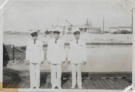 Sailors whites