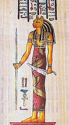 古埃及 貓神