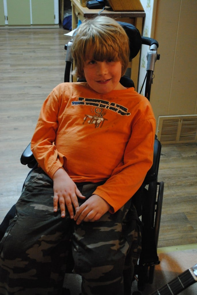 Social Media Aids in Boy's Wheelchair Replacement