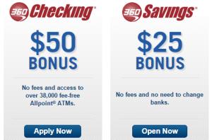 Capital One 360 Checking & Savings, easy $75 plus referrals