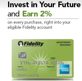 Fidelity Amex 50