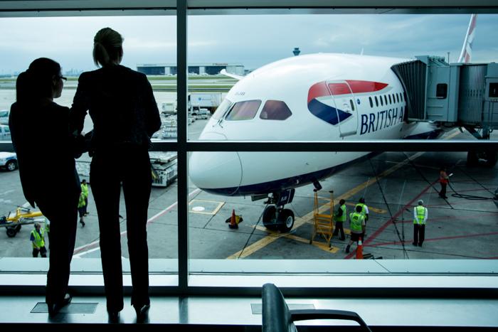 British Airways promo