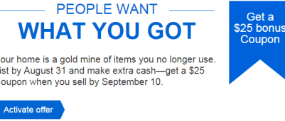 ebay sell 25