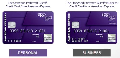 Starwood Preferred Guest