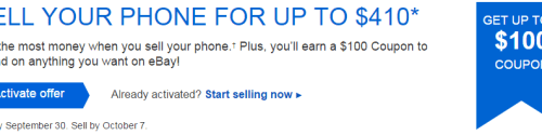 Sell Your Phone On Ebay Get Up To 100 Targeted Danny The Deal Guru