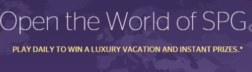 SPG Sweepstakes