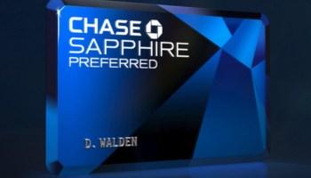 Chase Sapphire Preferred, New Best Ever Bonus of 80,000