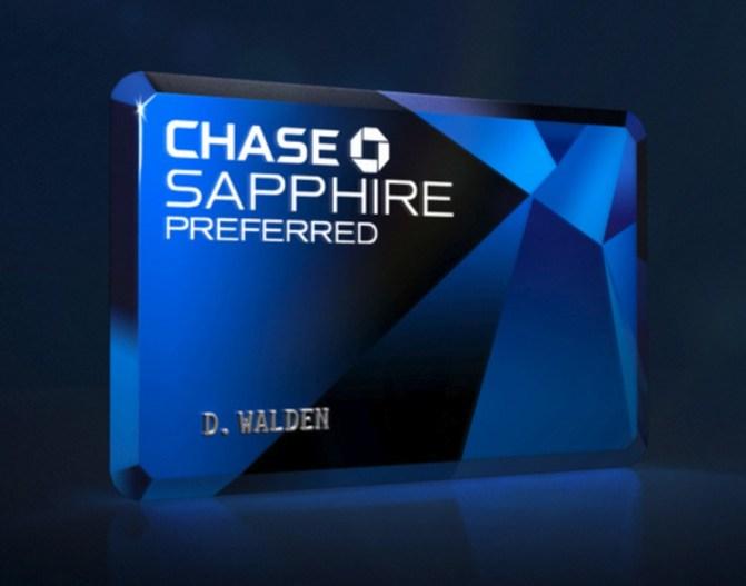 Chase Sapphire Preferred 70k bonus