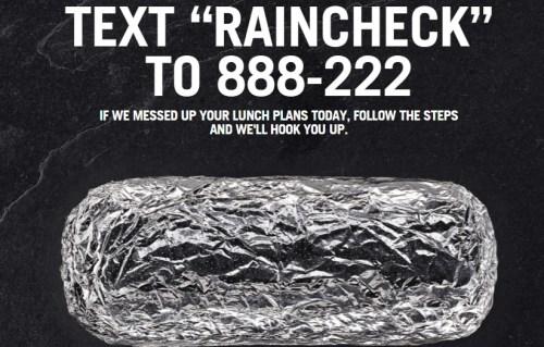 Chipotle free burrito.jpeg