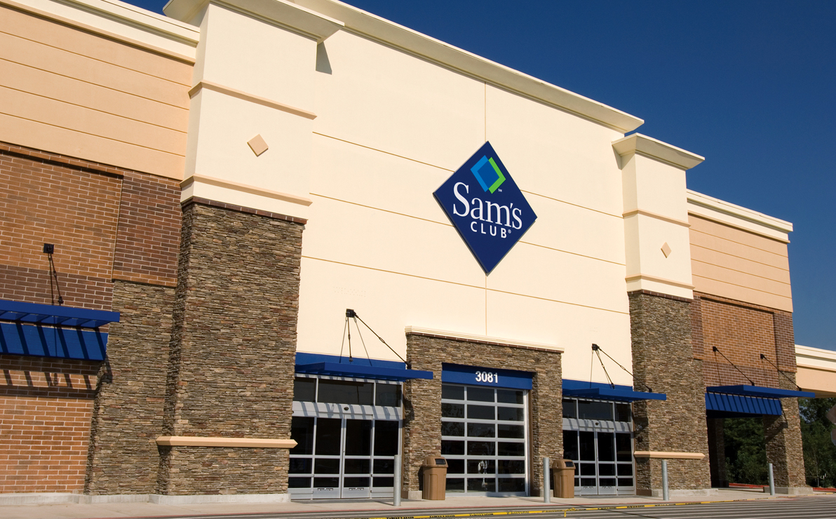 Discounted Sam's Club Membership with Discover Card