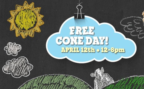 Ben   Jerry s Free Cone Day