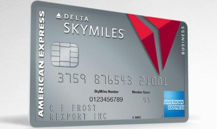 Amex Platinum Delta Business 70k offer