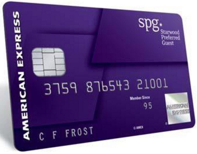 Amex SPG Spending Offer