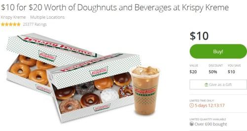 50  Off   Krispy Kreme   Florence  AL   Groupon.jpeg
