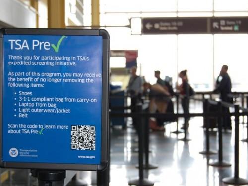 TSA PreCheck Online Renewals