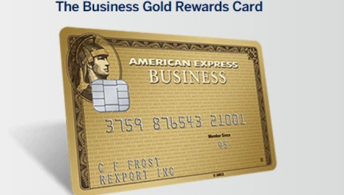 Amex Business Gold Rewards