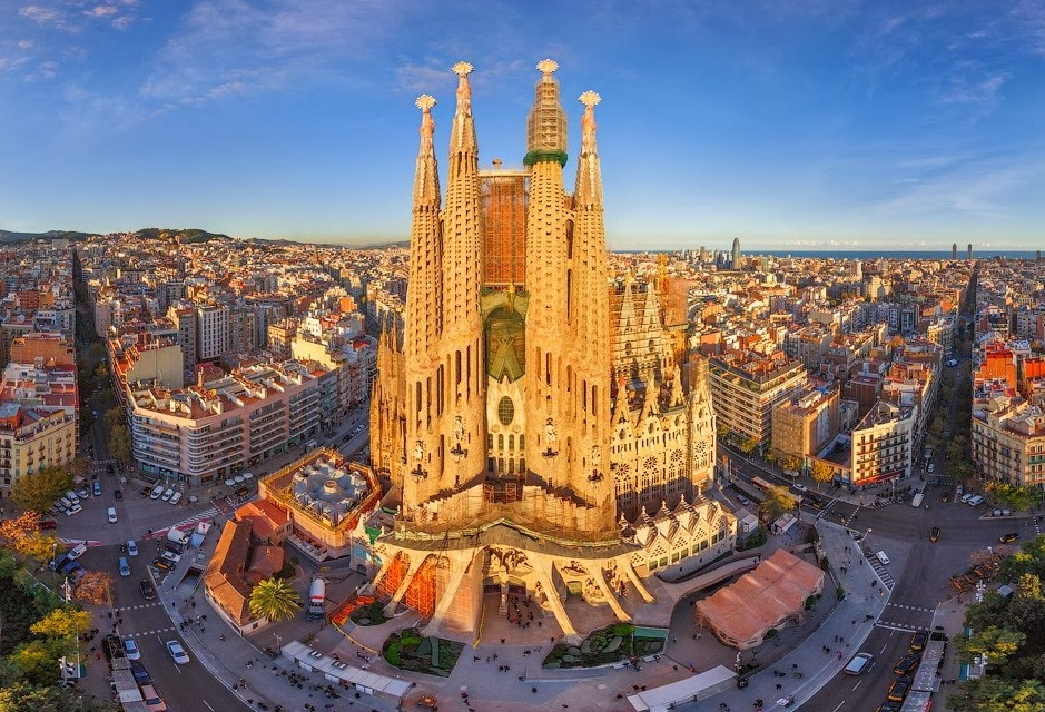 Airfare Deal! Direct Round Trips to Spain Starting as Low as $244