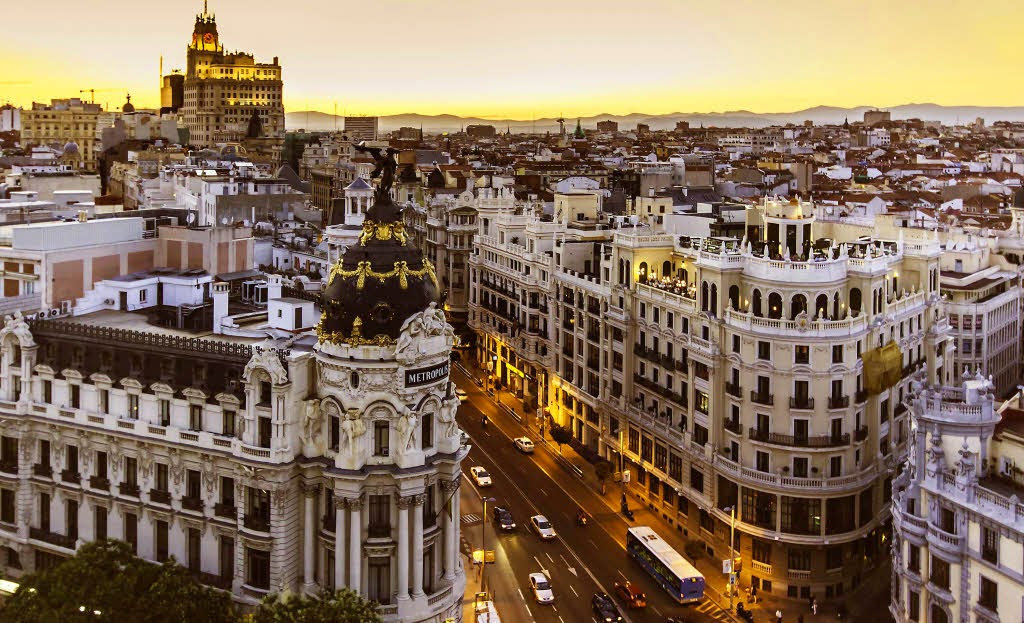 Airfare Deal! Fly Boston-Madrid for $217 Roundtrip