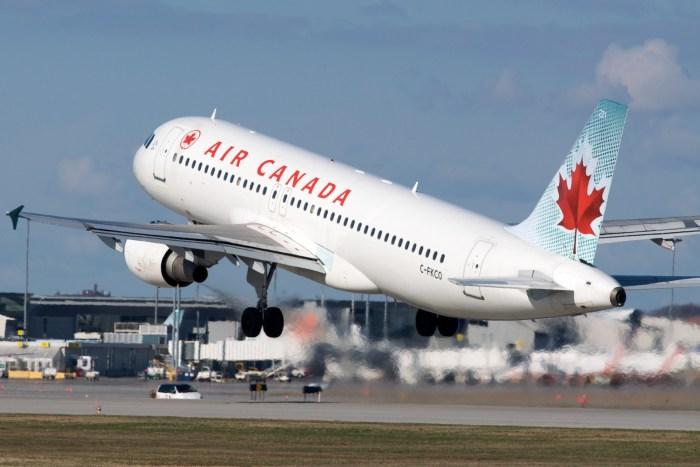 Air Canada Close to Acquiring Transat