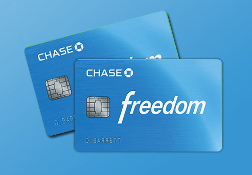 Chase Freedom Food Delivery