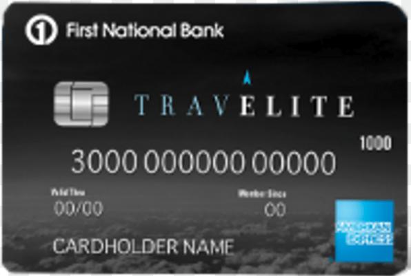 FNBO TravElite visa