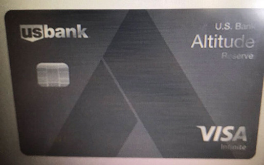 U.S. Bank Altitude Reserve