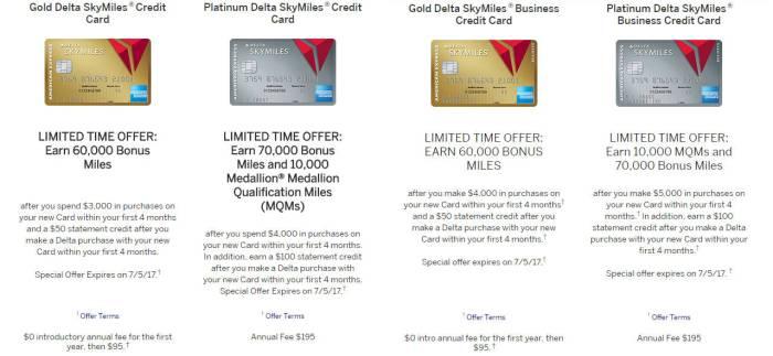 amex delta signup bonus