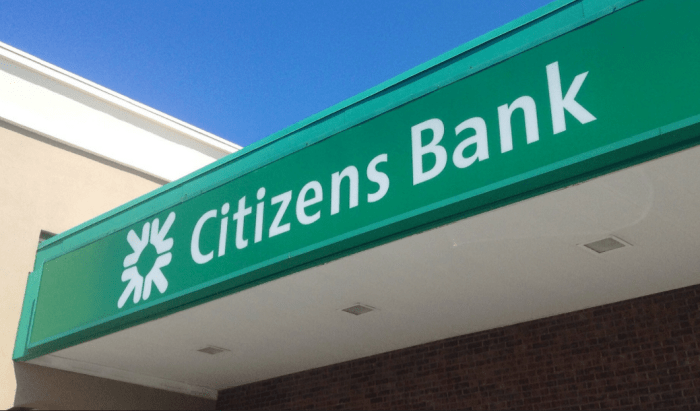 Citizens Bank Sued by CFPB