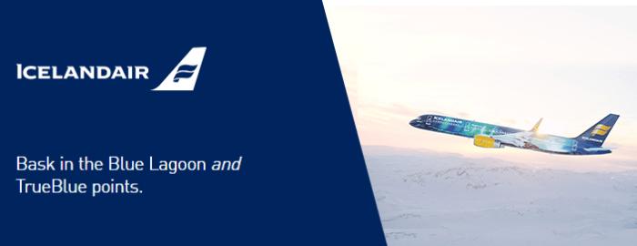 JetBlue and Icelandair