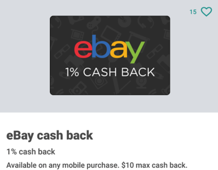 Updated Ibotta App, No Cashback On Gift Card Purchases On