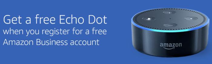 Amazon Business   Echo Dot Promotion.png