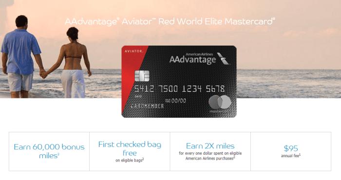 Barclaycard aviator red 60k bonus