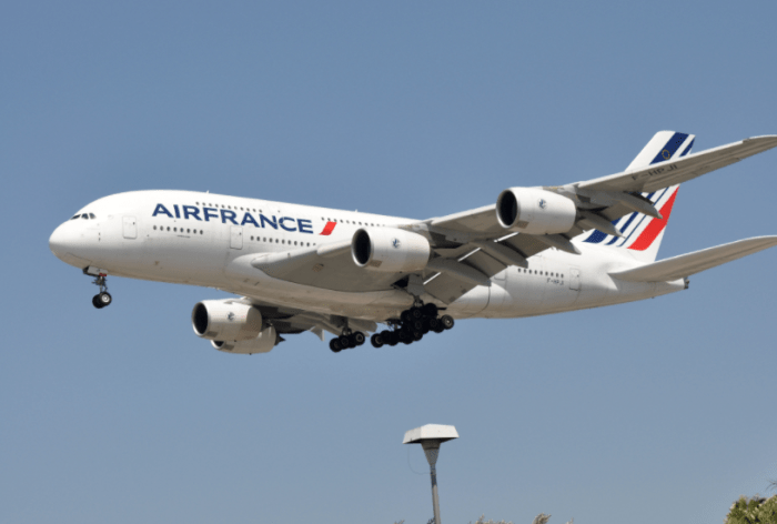 Air France Sell Non-Refundable Ticket