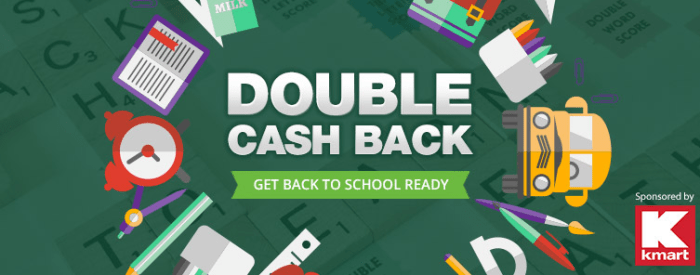 TopCashback Double Cash Back