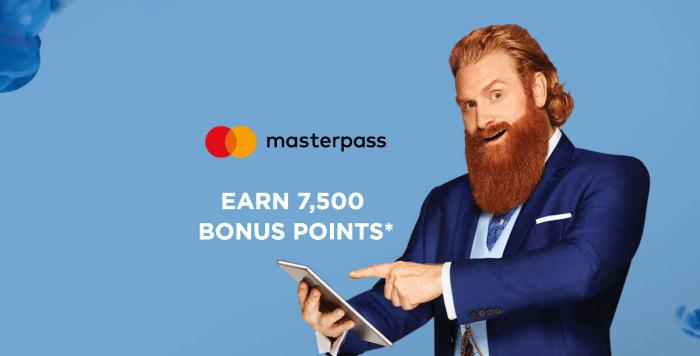 Wyndham Rewards MasterPass Promotion