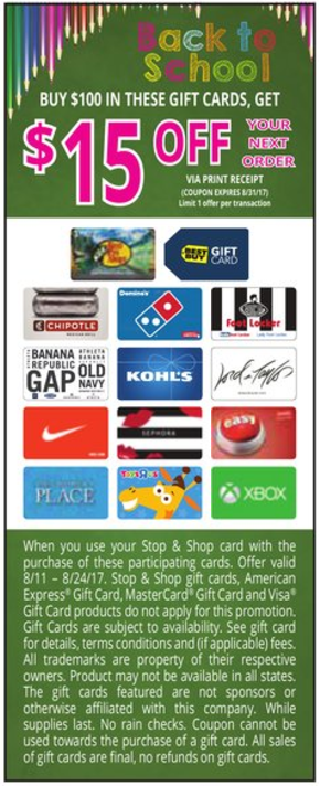 stop shop gift card promo