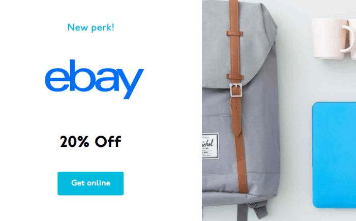 student ebay discount