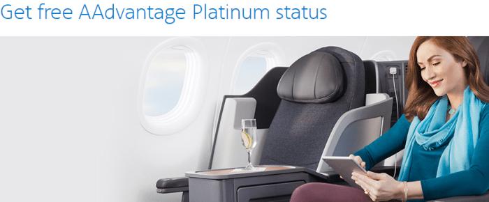 Free American Airlines Elite Status