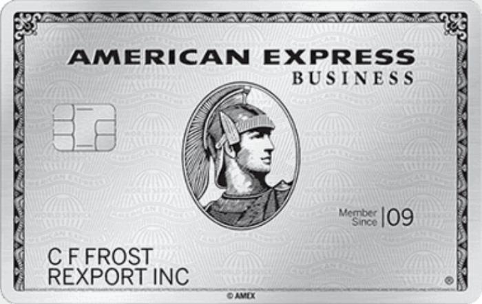 Business Platinum Card Spending Bonus