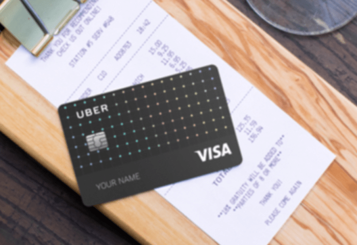 Barclays Uber Card