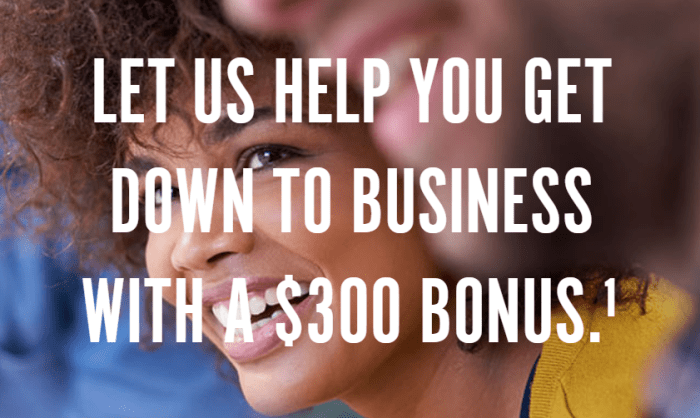 First Tennessee Bank, $300 Business Checking Bonus