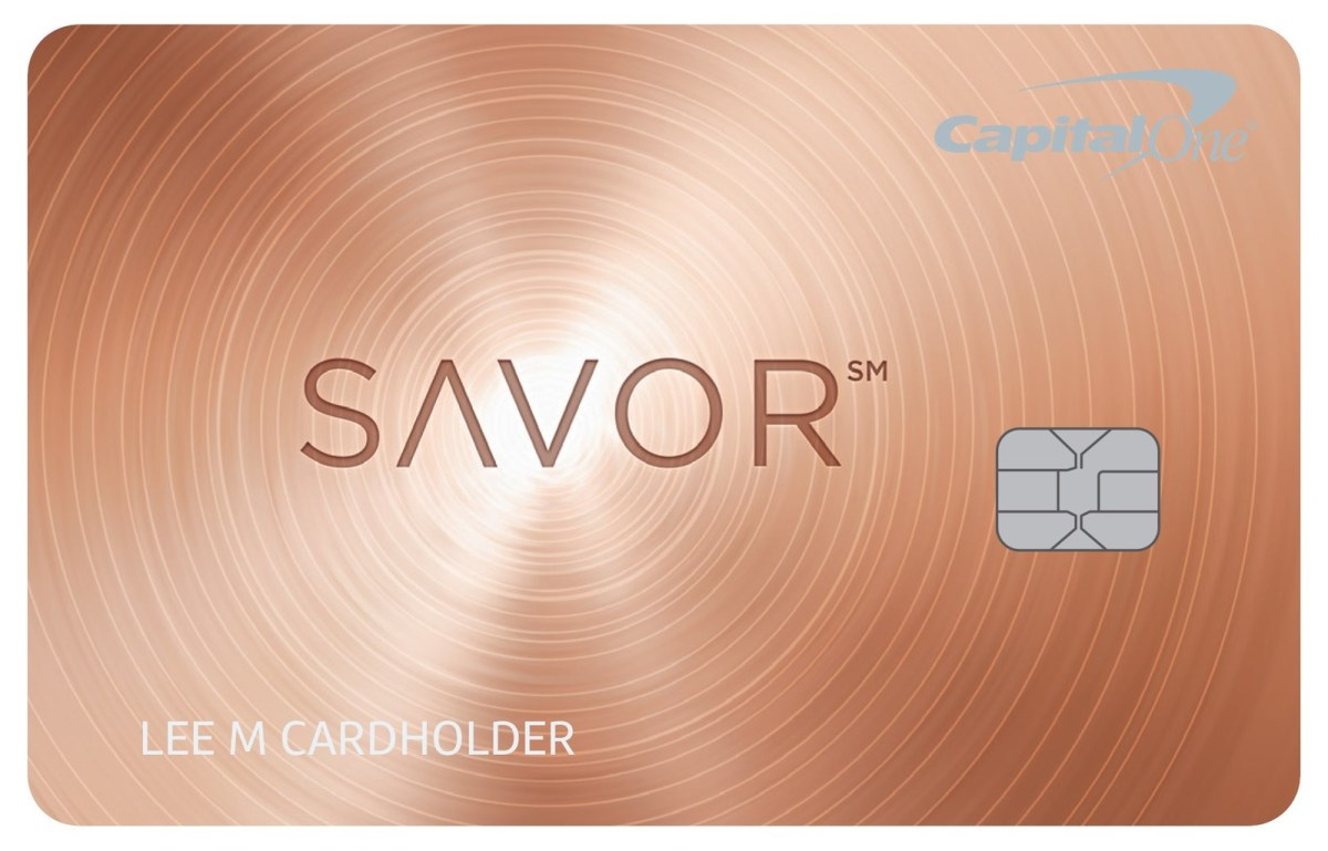 Capital One Savor Card Bonus is Back up to $500