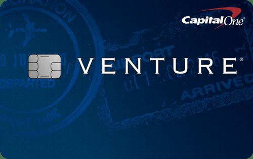 Capital One Venture Card $30 bonus