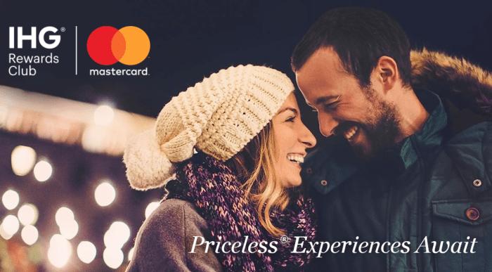 IHG Priceless Experiences