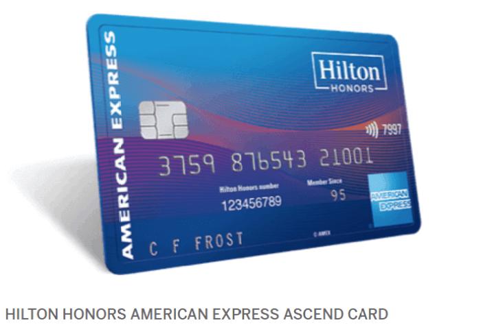 hilton ascend card referral bonus