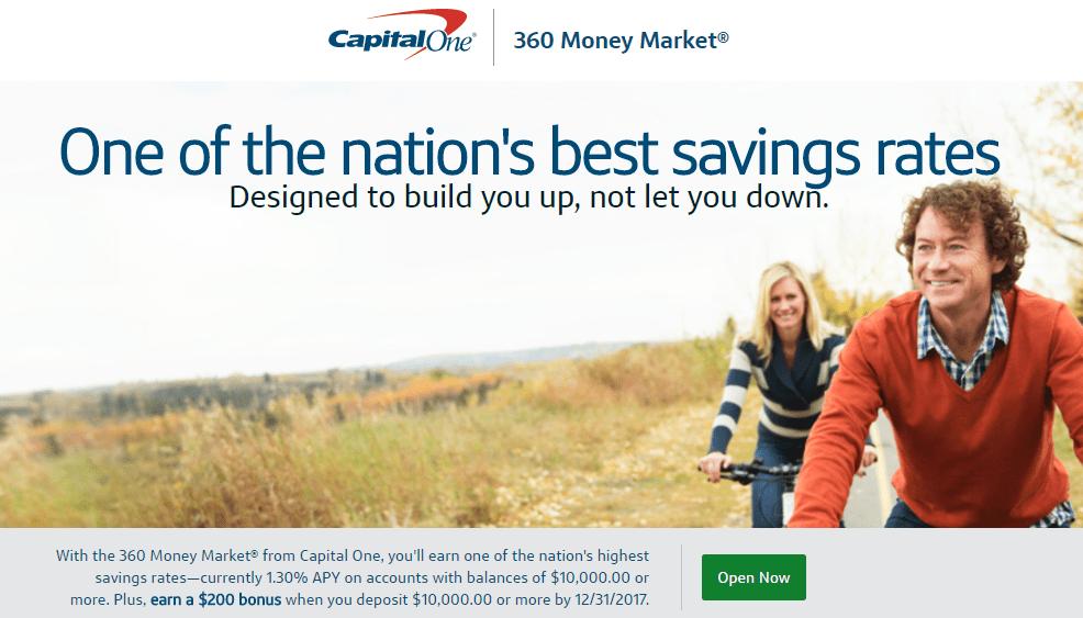 Expired] Capital One 360, Get $200 Bonus With New Money