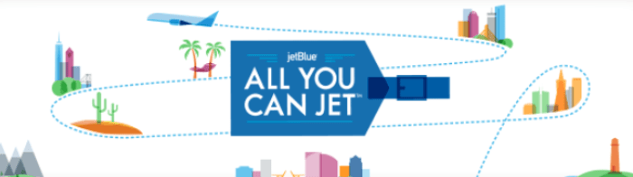 JetBlue All You Can Jet Pass